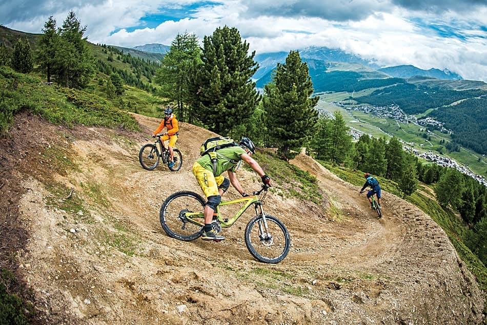 Livigno inaugura la stagione con la promozione Bike Pass Free