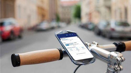 Selfy Mediolanum, il conto bancario per il ciclista smart
