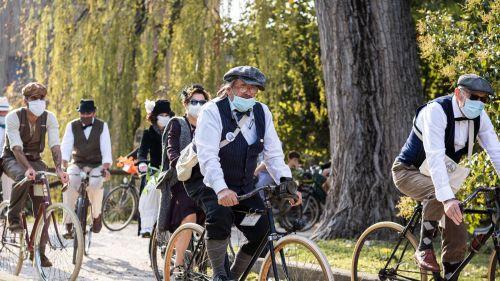 La Bike Vintage Alpe Adria pronta ad infiammare le strade di Cividale!