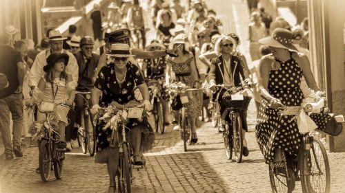 Grande successo a Cividale per la Bike Vintage Alpe Adria!