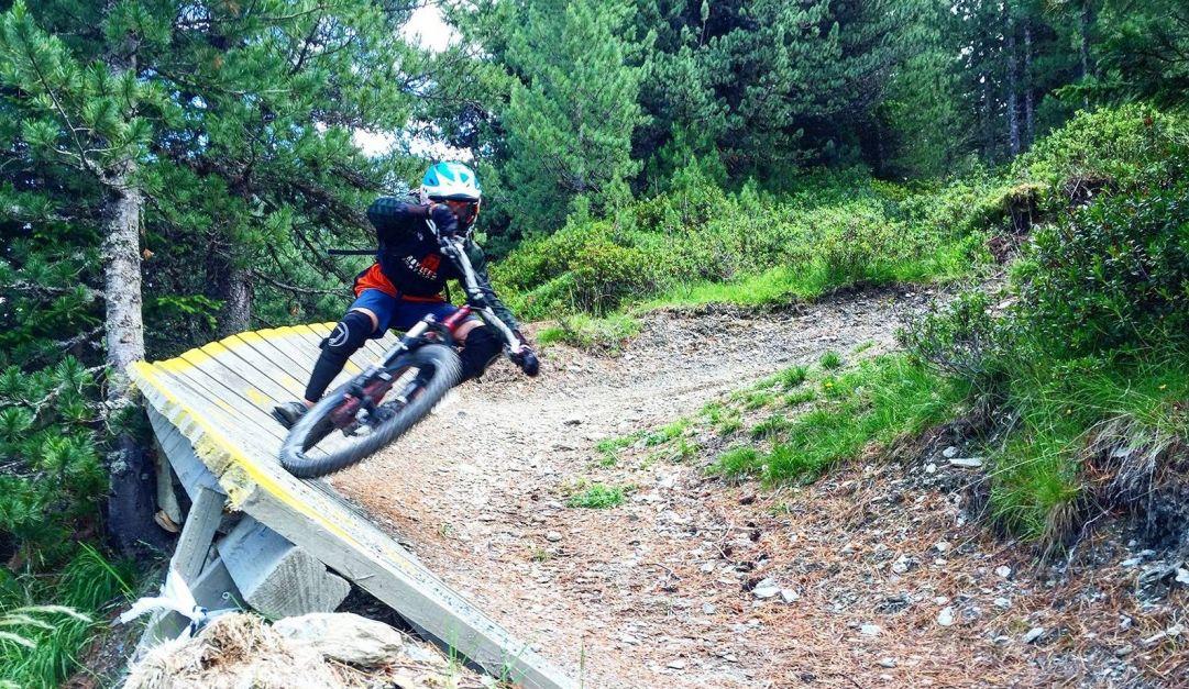 Downhill Bormio