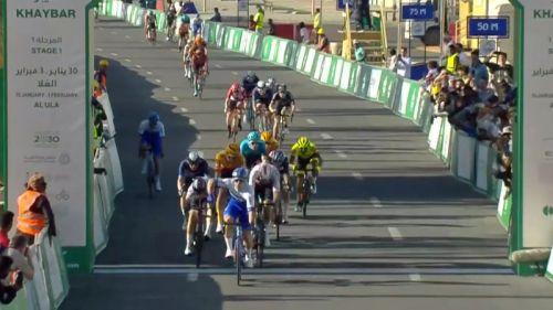 Dylan Groenewegen è tornato... devastante: bis al Giro di Vallonia, Nizzolo è secondo